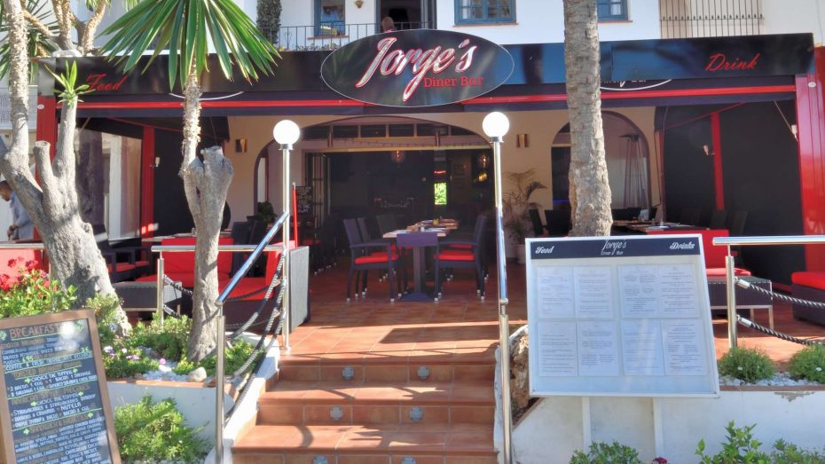 jorges diner cabopino