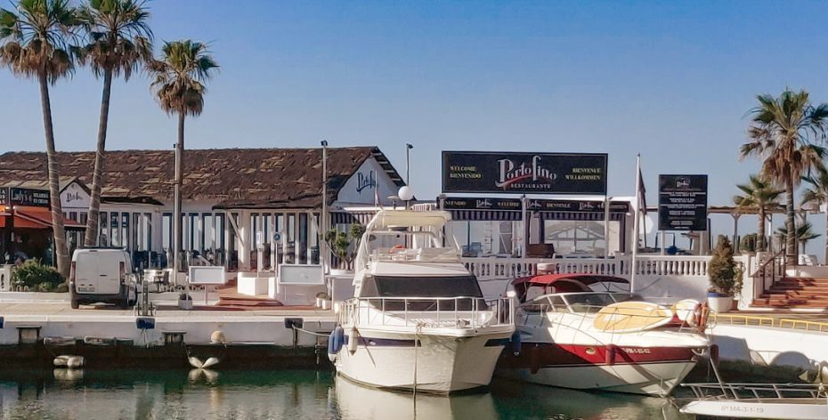 Portofino Cabopino Restaurants