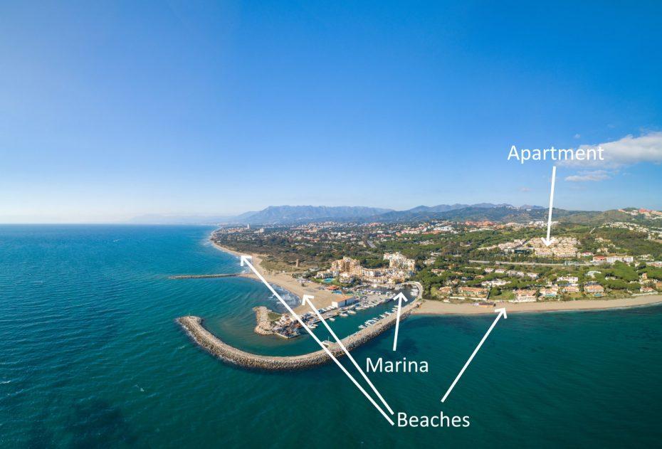 Cabopino Aerial Photo